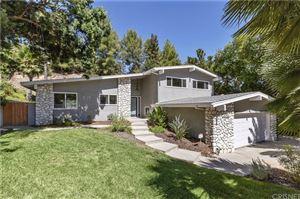 Photo of 19545 VALDEZ Drive, Tarzana, CA 91356 (MLS # SR19220274)