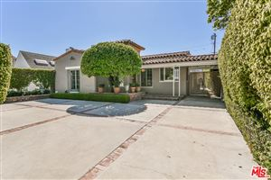 Photo of 329 South ALMONT Drive, Beverly Hills, CA 90211 (MLS # 19453278)