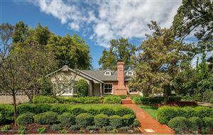 Photo of 929 MESA VERDE Road, Pasadena, CA 91105 (MLS # 819001292)