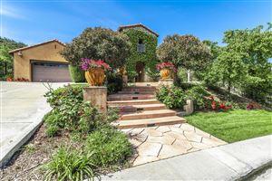 Photo of 1660 SYCAMORE CANYON Drive, Westlake Village, CA 91361 (MLS # 219007295)