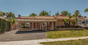 Photo of 7665 BEEMAN Avenue, North Hollywood, CA 91605 (MLS # 219009316)