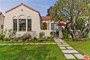 Photo of 851 MASSELIN Avenue, Los Angeles , CA 90036 (MLS # 19451330)