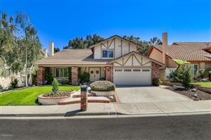Photo of 278 FOX HILLS Drive, Thousand Oaks, CA 91361 (MLS # 219004330)