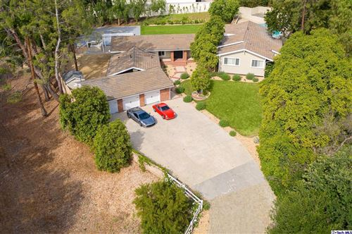 Photo of 23760 OAKFIELD Road, Hidden Hills, CA 91302 (MLS # 319003330)