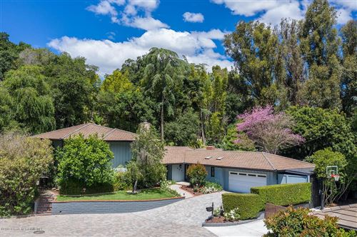 Photo of 547 LAGUNA Road, Pasadena, CA 91105 (MLS # 819002354)