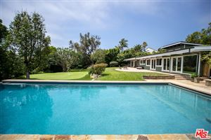Photo of 30400 MORNING VIEW Drive, Malibu, CA 90265 (MLS # 19502384)