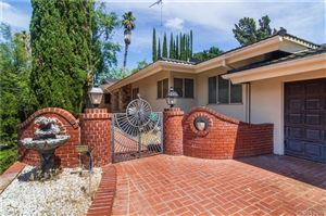 Photo of 3958 SAPPHIRE Drive, Encino, CA 91436 (MLS # SR19162393)