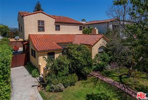 Photo of 6327 MARYLAND Drive, Los Angeles , CA 90048 (MLS # 19479398)