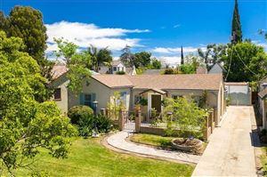 Photo of 910 MASSELIN Avenue, Los Angeles , CA 90036 (MLS # SR19173411)