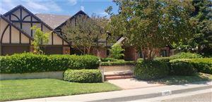 Photo of 3915 VISTA LINDA Drive, Encino, CA 91316 (MLS # SR19182415)