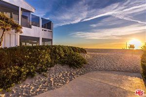 Photo of 4701 OCEAN FRONT WALK Street, Marina Del Rey, CA 90292 (MLS # 19427448)