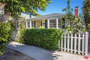 Photo of 3010 GRAYSON Avenue, Venice, CA 90291 (MLS # 19455450)