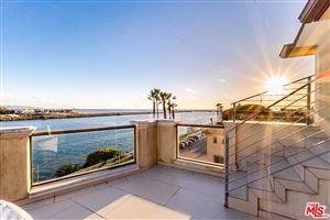 Photo of 119 VIA MARINA, Marina Del Rey, CA 90292 (MLS # 19466452)