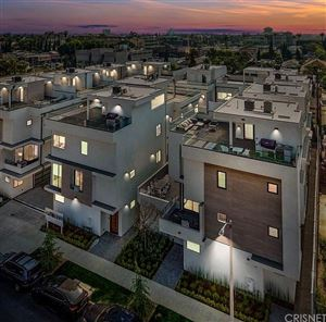 Photo of 741 North GRAMERCY Place #1/2, Hollywood, CA 90038 (MLS # SR19026453)