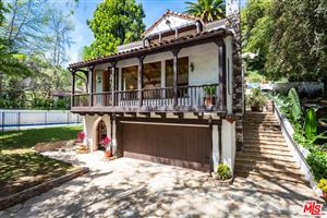 Photo of 8635 WONDERLAND Avenue, Los Angeles , CA 90046 (MLS # 19497476)