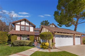 Photo of 829 RIM CREST Circle, Westlake Village, CA 91361 (MLS # 219005479)