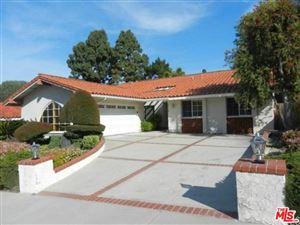 Photo of 26704 HAWKHURST Drive, Rancho Palos Verdes, CA 90275 (MLS # 19498492)
