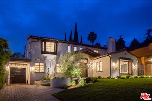 Photo of 2015 North OXFORD Avenue, Los Angeles , CA 90027 (MLS # 19462496)