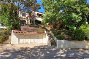 Photo of 4807 BONVUE Avenue, Los Angeles , CA 90027 (MLS # 319001506)