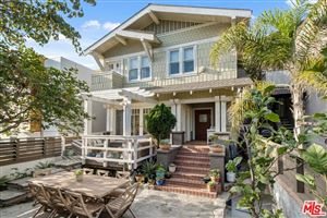 Photo of 37 WAVECREST Avenue, Venice, CA 90291 (MLS # 19446508)