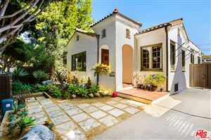 Photo of 8820 ASHCROFT Avenue, West Hollywood, CA 90048 (MLS # 19484508)