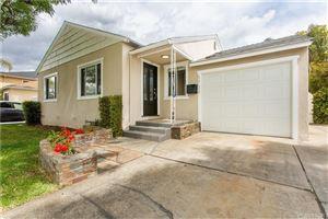 Photo of 5734 HESPERIA Avenue, Encino, CA 91316 (MLS # SR19074525)
