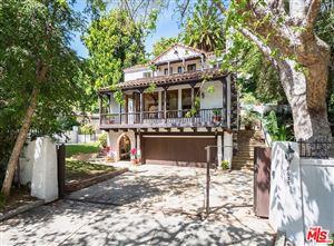 Photo of 8635 WONDERLAND Avenue, Los Angeles , CA 90046 (MLS # 19444528)