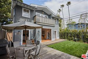 Photo of 754 MARCO Place, Venice, CA 90291 (MLS # 19462542)