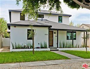Photo of 3566 SCHAEFER Street, Culver City, CA 90232 (MLS # 19486564)
