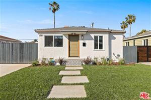 Photo of 4768 IMLAY Avenue, Culver City, CA 90230 (MLS # 19457566)