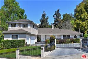 Photo of 16665 OLDHAM Street, Encino, CA 91436 (MLS # 19451606)