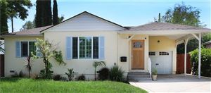 Photo of 17326 TIARA Street, Encino, CA 91316 (MLS # SR19112618)