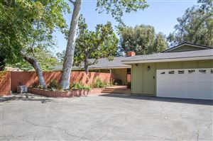 Photo of 1534 BRAEBURN Road, Altadena, CA 91001 (MLS # 819002631)