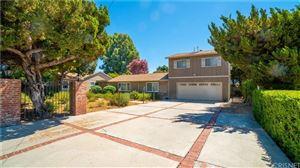 Photo of 5430 WOODLAKE Avenue, Woodland Hills, CA 91367 (MLS # SR19186638)