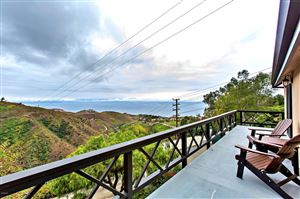 Photo of 4355 OCEAN VIEW Drive, Malibu, CA 90265 (MLS # 219009639)