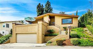Photo of 175 MALCOLM Drive, Pasadena, CA 91105 (MLS # 819001653)