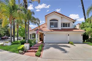 Photo of 2505 PEACHWOOD Place, Westlake Village, CA 91361 (MLS # 219006677)