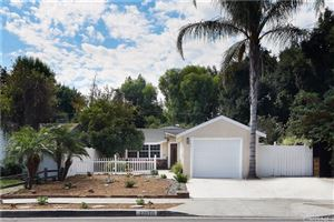 Photo of 22070 VELICATA Street, Woodland Hills, CA 91364 (MLS # SR19212690)