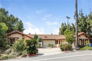 Photo of 3171 East VILLA KNOLLS Drive, Pasadena, CA 91107 (MLS # 819001692)