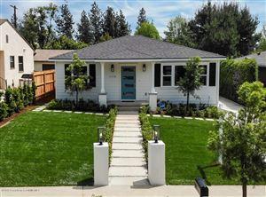 Photo of 1758 KENNETH Way, Pasadena, CA 91103 (MLS # 819001709)