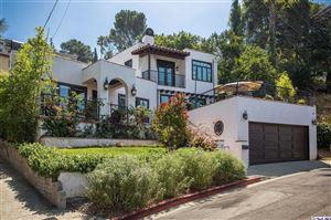 Photo of 1244 BERKELEY Drive, Glendale, CA 91205 (MLS # 319003720)