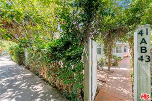 Photo of 43 SEAVIEW Terrace, Santa Monica, CA 90401 (MLS # 19500744)