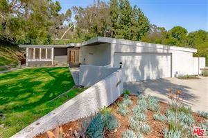 Photo of 9025 WONDERLAND PARK Avenue, Los Angeles , CA 90046 (MLS # 19477748)