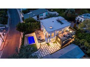 Photo of 1432 North KINGS Road, Hollywood Hills, CA 90069 (MLS # SR19049750)