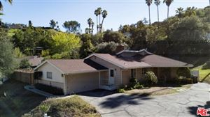 Photo of 16962 COTTER Place, Encino, CA 91436 (MLS # 19500782)