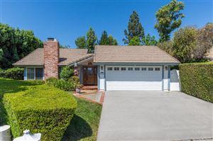 Photo of 2882 AMBER WOOD Place, Thousand Oaks, CA 91362 (MLS # 219010790)