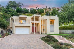 Photo of 1520 RIDGEVIEW Drive, Glendale, CA 91207 (MLS # 319002829)