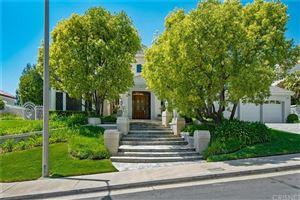 Photo of 5321 FREMANTLE Lane, Calabasas, CA 91302 (MLS # SR19103834)