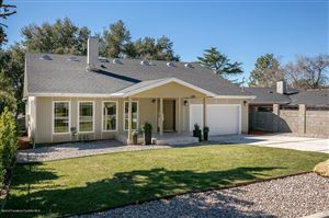 Photo of 168 East PALM Street, Altadena, CA 91001 (MLS # 819000840)