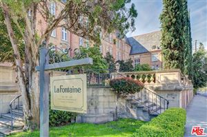 Photo of 1287 North CRESCENT HEIGHTS, West Hollywood, CA 90046 (MLS # 19487854)